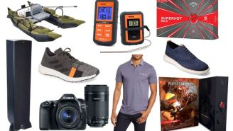 Daily Deals: Golf Balls, Canon Cameras, Krispy Kreme Donuts, Dungeons & Dragons, Nordstrom's Anniversary Sale And More!