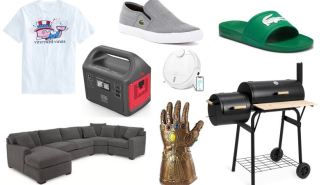 Daily Deals: Smokers, Infinity Gauntlet, Mobile Power Station, Furniture Clearance, Vineyard Vines 4th Of July Sale And More!