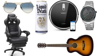 Daily Deals: 86-Inch TVs, Sandals Resorts' Biggest Sale of The Year, Fender Guitars, Vacuums, Ray-Ban Clearance And More!