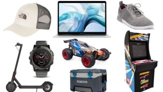 Daily Deals: Igloo Coolers, Electric Scooters, UGG Shoes, Asteroids Arcade, Reebok Blowout, North Face Clearance And More!