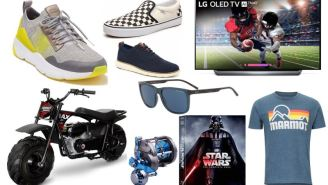 Daily Deals: Cole Haan Shoes, Armani Sunglasses, Luggage, Marmot Clearance, Eddie Bauer Flash Sale And More!
