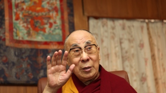 Dalai Lama Apologizes For Being Horny