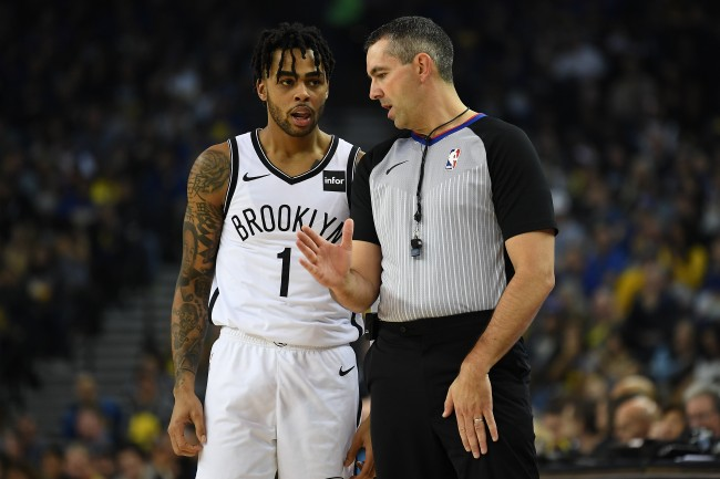 After being traded to the Golden State Warriors, D'Angelo Russell is expected to be traded soon