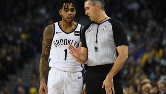 Sources: Warriors Have Absolutely No Interest In Keeping D'Angelo Russell, Is 'Just A Matter Of When' They Trade Him