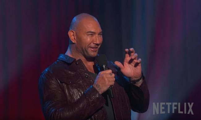 Dave Batista Comedy Special