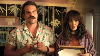 David Harbour, Millie Bobby Brown Hint That The Death Of A 'Stranger Things' Character May Not Stick