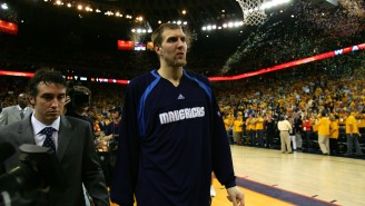 Dirk Nowitzki Explains Why He Was Embarrassed After Finding Out He Won 2007 NBA MVP