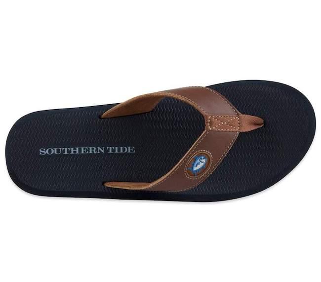 Dock Flipjack Leather Sandals