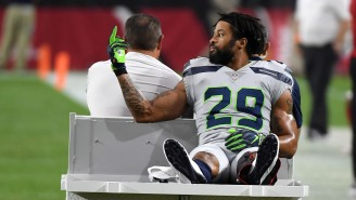 Earl Thomas Says He Has Zero Regrets About Giving Pete Carroll The Finger After His Injury Last Season
