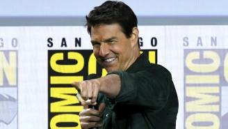 A Fake Tom Cruise Whipped Fans Into A Frenzy At San Diego Comic-Con