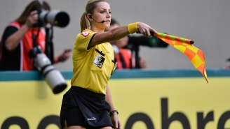 Referee Fernanda Colombo's Viral Video Led To A 'Immoral Sexual Proposal' From Someone Creepy