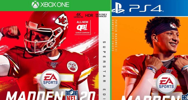 Full List Of Madden 20 Player Ratings For QB RB WR