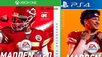 The Madden Curse Has Struck Yet Again With The Injury Of Patrick Mahomes