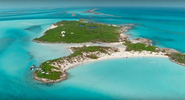 fyre festival island for sale