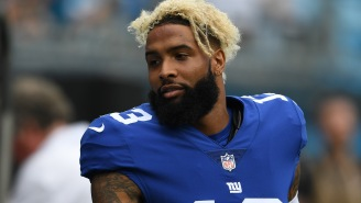 Odell Beckham Jr. Addresses Rumors About His Sexuality, Trade To Cleveland, And How He Felt 'Disrespected' By The Giants In Wide-Ranging GQ Interview