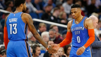 Kevin Durant's Close Friend And 'Brand Ambassador' Randy Williams Blasts Russell Westbrook For Being A Bad Teammate After Reported 'Discontent' With Paul George That Led To Clippers Trade