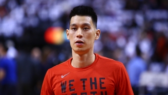 An Emotional Jeremy Lin Breaks Down And Cries During TV Appearance, Says He's Hit Rock Bottom Because The NBA Has Given Up On Him