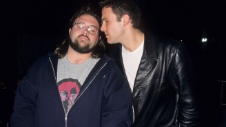 Kevin Smith Reveals The Text Message He Sent To Ben Affleck That Reunited The Two After Ugly Falling Out Years Ago