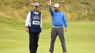 J.B. Holmes Is Getting Blasted On Twitter For His Slow Play At The Open