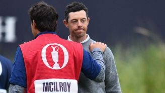 Rory McIlroy Holds Back Tears During Interview Following Missed Cut At The Open
