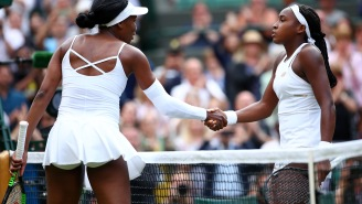Venus Williams Was Just Beaten By A 15-Year-Old Tennis Prodigy At Wimbledon In Straight Sets