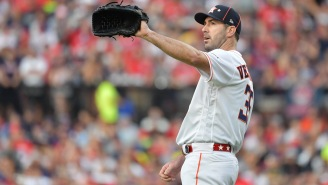 Justin Verlander Reportedly 'Chewed Out' By MLB Before All-Star Game For Accusing League Of Juicing Balls