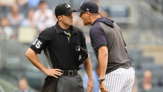 Aaron Boone Got Ejected While Mic'd Up And Had The Best Profanity-Laced Sports Rant Of 2019