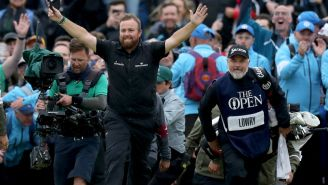 The Open Wasn't Exciting On Sunday, Which Is A Credit To Just How Great Shane Lowry Was