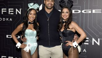 Former NFL Player Shawne Merriman Sued For Wrongful Death Of Playboy Employee