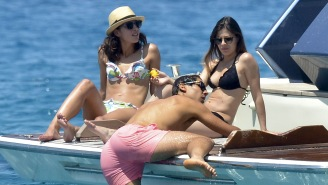 Rafael Nadal's New Futuristic 80-Foot Yacht Make's James Bond Look Like A Poor