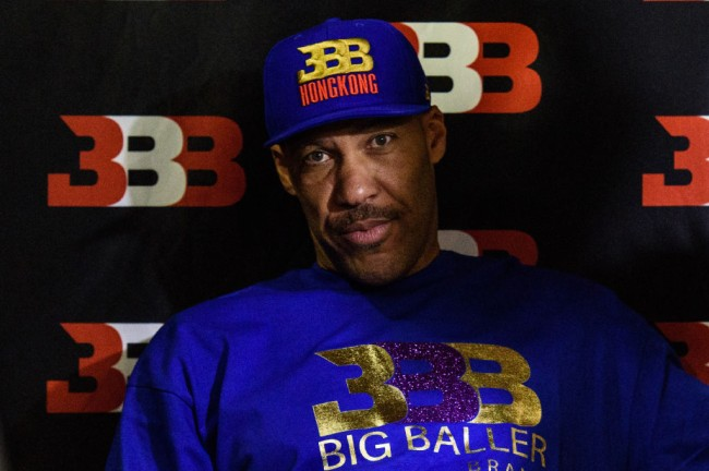 """""""Shark Tank"""" star Kevin O'Leary tells says not to underestimate Big Baller Brand BBB and Lavar Ball."""