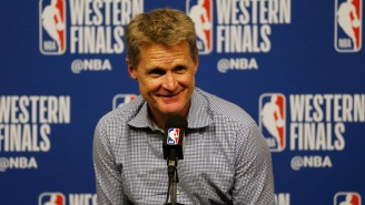 Nick Young Says Warriors Coach Steve Kerr Rolls The Best Blunts In The NBA