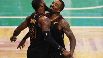 J.R. Smith Drops The Pipe On Woman On Instagram Who Mocked Him After Being Waived By The Cavs