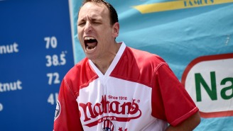 Competitive Eating Legend Joey Chestnut's Bizarre Training Regiment To Eat 70+ Hot Dogs In 10 Minutes Is Giving Everyone The Creeps