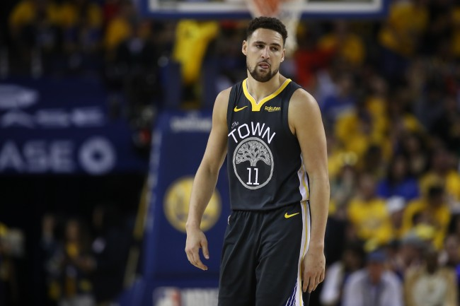 A five-year projection site said that the Golden State Warriors overpaid for an average Klay Thompson in free agency
