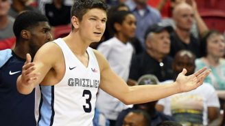 Grayson Allen Proved He's Still A Huge Sh*thead On His Way To Getting Ejected From A Summer League Game