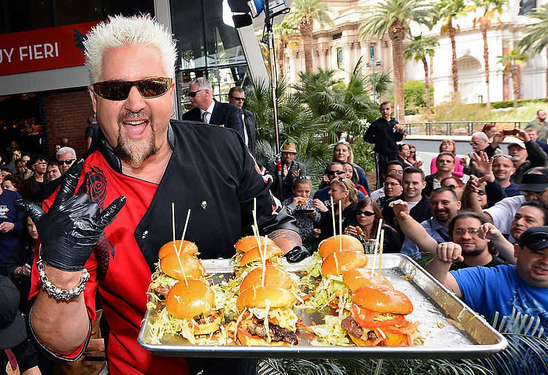 We Need To Take A Minute To Appreciate Guy Fieri's Truly Unparalleled Twitter Account