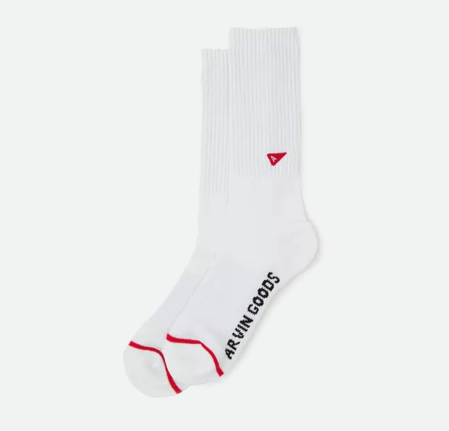 Gym Sock from Arvin Goods