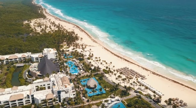 """Hard Rock Hotel and Resort in Punta Cana was asked about American tourist deaths in the Dominican Republic and he mentioned """"different water."""""""