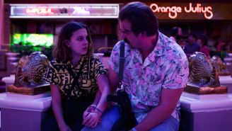 This Minor Detail Of Eleven's Outfit Makes Her Relationship With Hopper Even More Heartbreaking