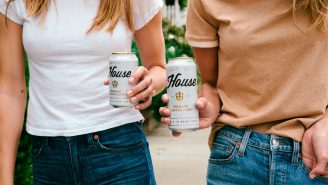 House Beer Review: A Delicious Light Lager Born In SoCal That's Meant To Be Shared, Not Hoarded