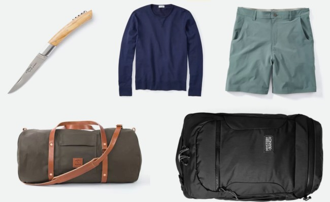 Huckberry Summer Clearance Deal