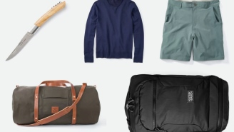 Huckberry's Launched Their Biggest Sale Of 2019 And You Can Save Big On Backpacks, Clothes, Watches, Knives, And More