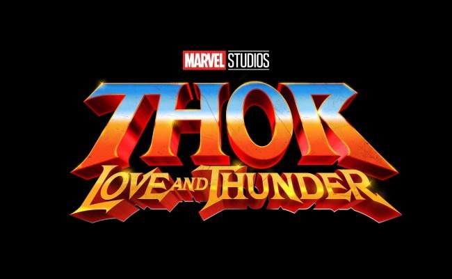 thor love and thunde