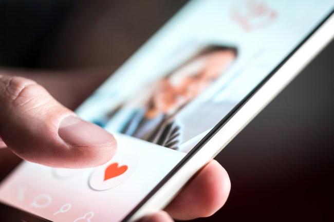 online dating iPhone app Tinder