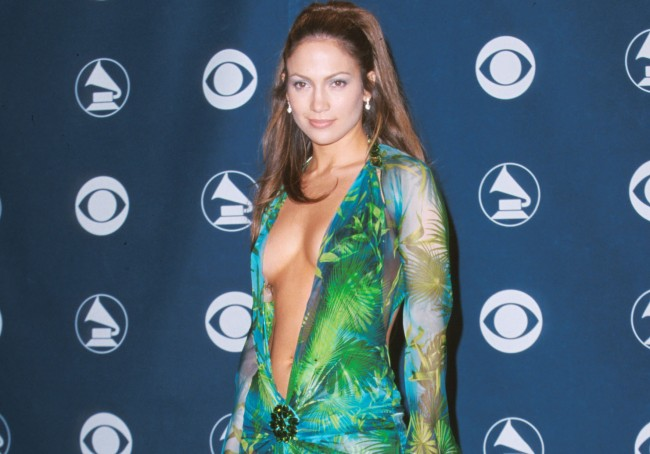 jlo The 42nd Annual GRAMMY Awards
