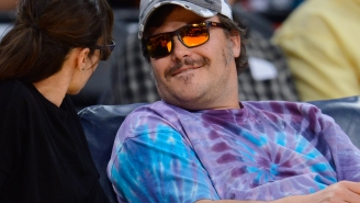 Jack Black's Random Ass Video Saying 'F*ck You' To Kawhi Leonard While Supporting LeBron James Has Me Itching For The NBA Season Even More
