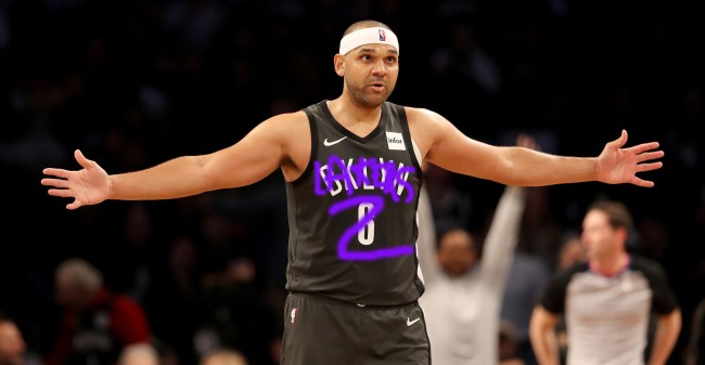 Jared Dudley Asked Twitter To Photoshop Him In His 2 Lakers Jersey