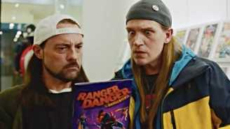 'Jay And Silent Bob Reboot' NSFW Trailer Features Plenty Of Celebrity Cameos And Tucking