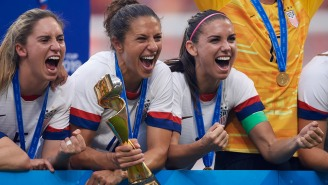 Carli Lloyd Calls The USWNT's Run To The 2019 World Cup 'Worst Time Of My Life'